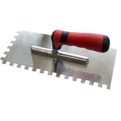 Drisca Inox Zimtata (Maner Cauciuc)/280 x 130 Z=10 mm SOK