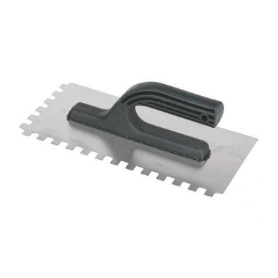 Drisca Inox Zimtata Maner PVC / 280 x 130 Z=10 mm Pl