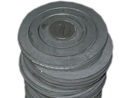 Inele plita (set 10 buc) Soky