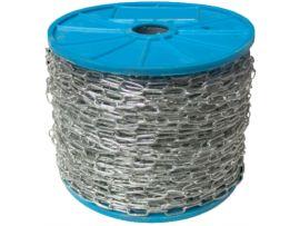 Lant Comercial Zincat pe Rola Plastic / g[mm]: 5; L[m]: 50 soky