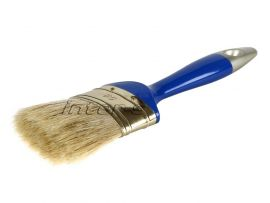 Pensula cu Maner din Plastic Oval / B[mm]: 40 PL