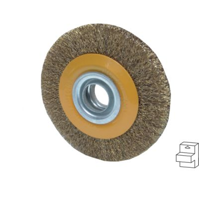Perie Circulara pt Polizor / D[inch]: 8'=200 mm SOK