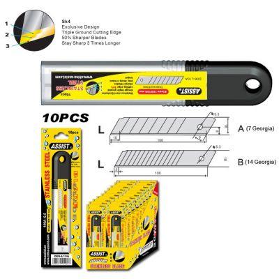Rezerve inox pt cutter 18mm (10buc/set) Assist Sok