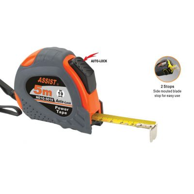Ruleta cu Automentinere EEC II 10 M x 25mm ASSIST SOK