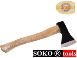 Topor cu Coada (60cm) Forjat 1.25 kg SOK
