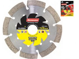 Disc Diamantat Universal (Uscat) 115X2.4mm Benman