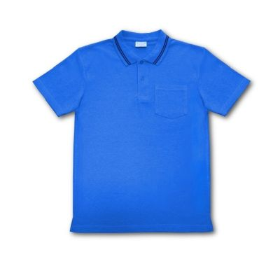 Tricou Polo Albastru M-XXXl