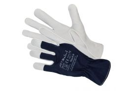 Manusi de Protectie Piele Fina+Textil 10 Pl