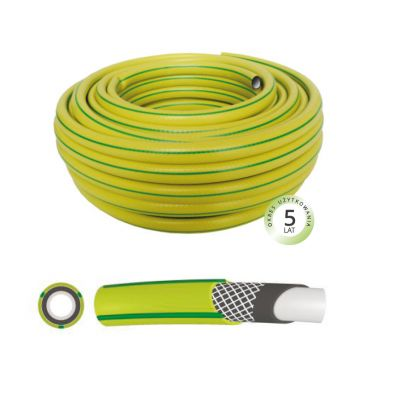 Furtun Armat YellowBos PLUS-Hobby / D[inch]: 1/2; L[m]: 30