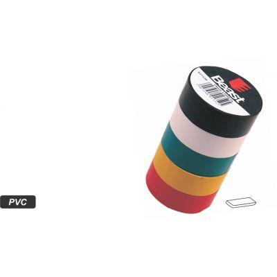 Banda Izolatoare PVC (5buc/set) 10m x 19 mm Beast