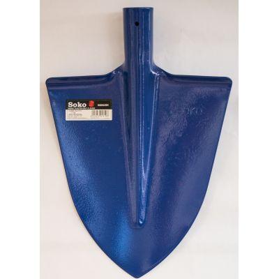 Cazma Ascutita Albastra 1.1 kg / L[mm]:290;B[mm]:265 sok