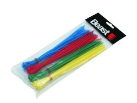 Colier de Plastic Color 2.5X200MM (120PCS) Beast