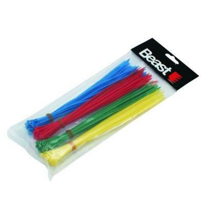 Colier de Plastic Color 2.5X200MM (120PCS) Beast