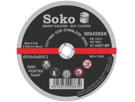 Disc Abraziv A36 230X3.0 Soko