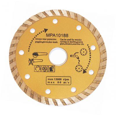 Disc Diamantat ET(SOK) (Turbo) / D[mm]: 125 SOK